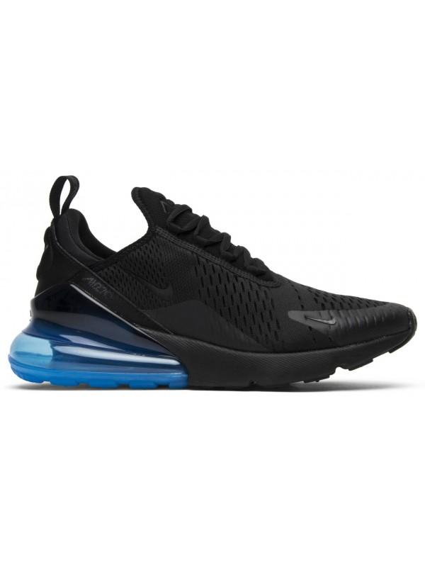 Cheap Nike Air Max 270 Black Photo Blue