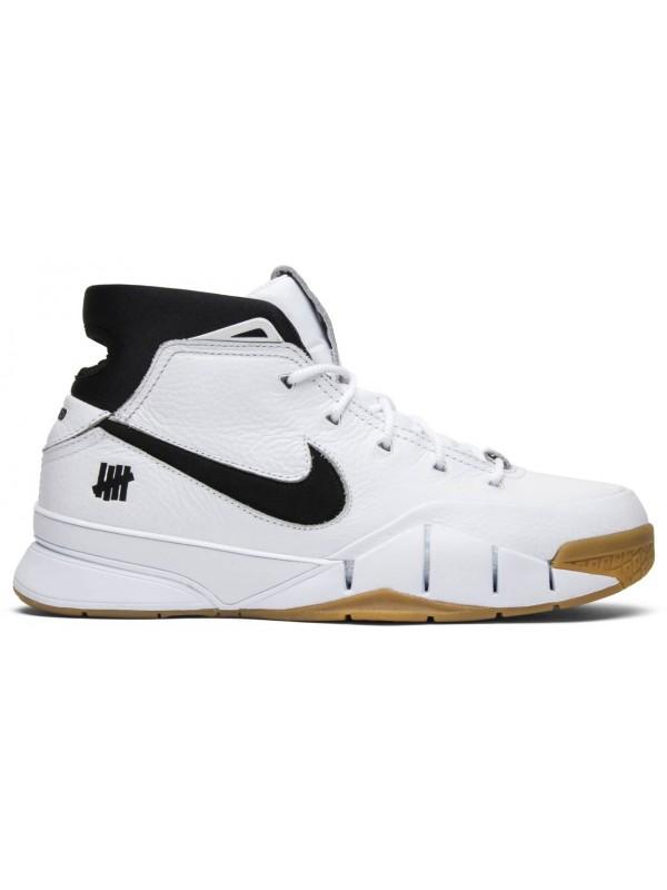 Cheap Nike Kobe 1 Protro Undefeated White