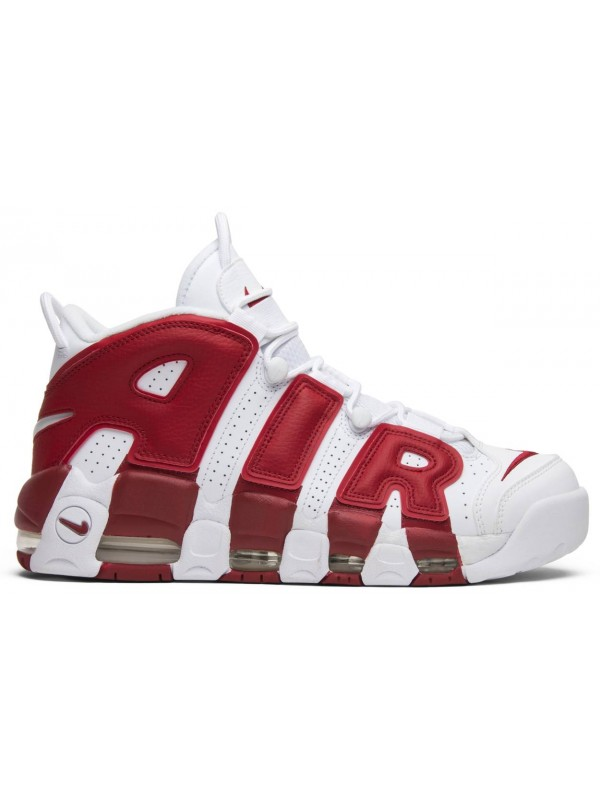 Cheap Nike Air More Uptempo Varsity Red