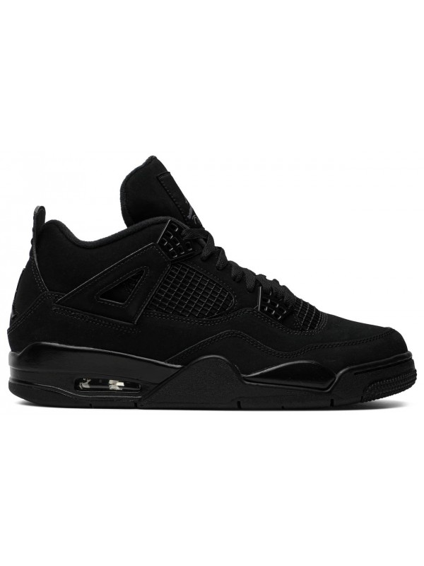 Cheap Air Jordan Shoes 4 Retro Black Cat (2020)