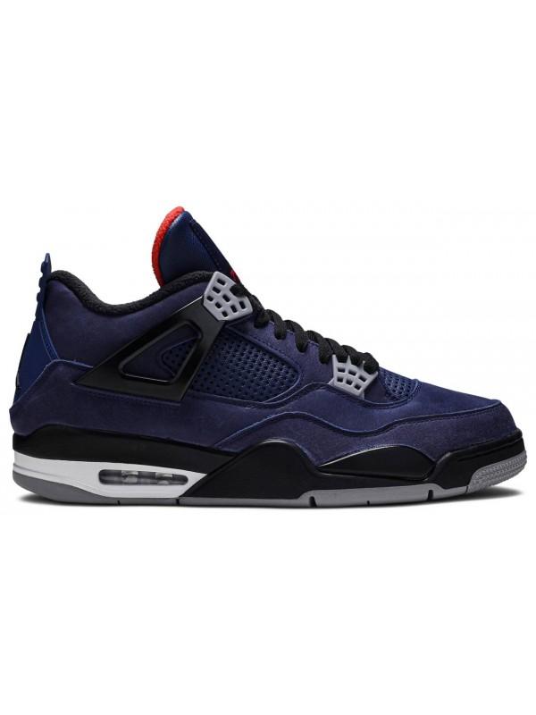 Cheap Air Jordan Shoes 4 Retro Winterized Loyal Blue
