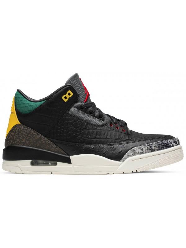 Cheap Air Jordan Shoes 3 Retro SE Animal Instinct 2.0