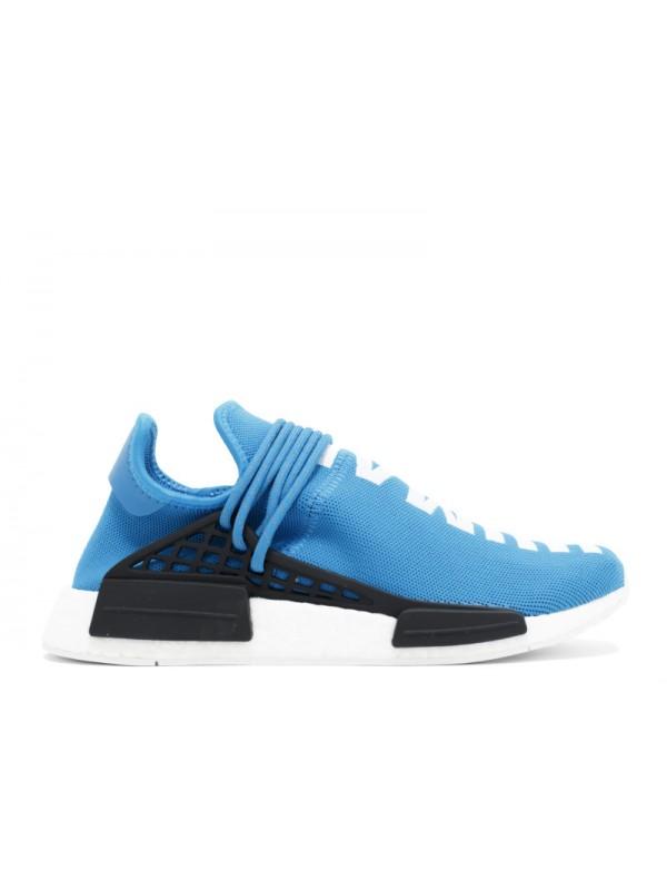 "Cheap Adidas PW Human Race NMD ""Pharrell"" Blue Color"