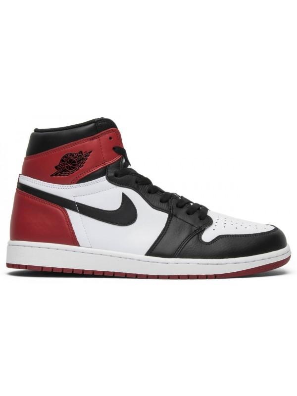 Cheap Air Jordan Shoes 1 Retro Black Toe (2016)