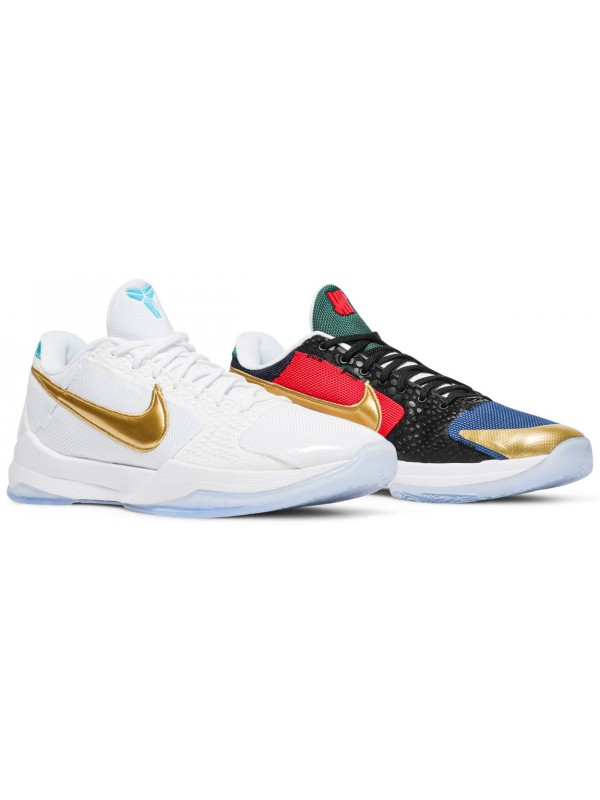 Cheap Nike Kobe 5 Protro Undefeated What If Pack