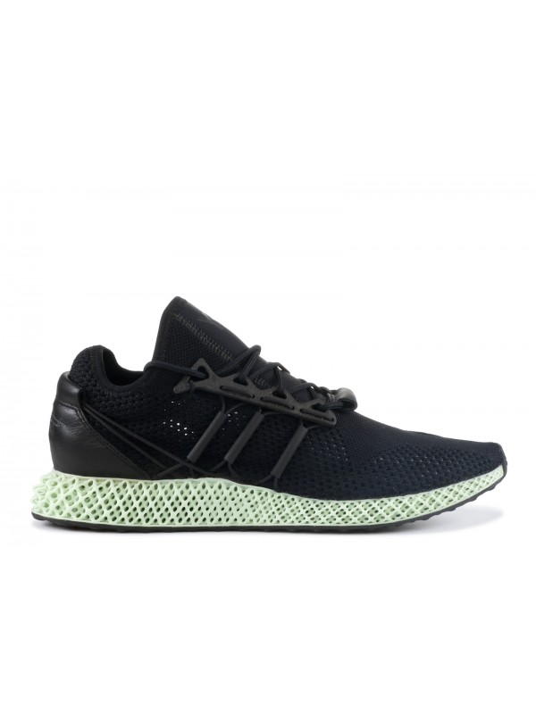 Cheap Adidas Y-3 Runner 4D II Black