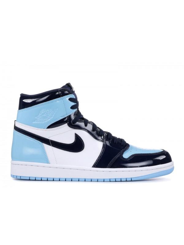 "Cheap WMNS Air Jordan Shoes 1 RETRO HIGH OG ""UNC"" ONLINE"