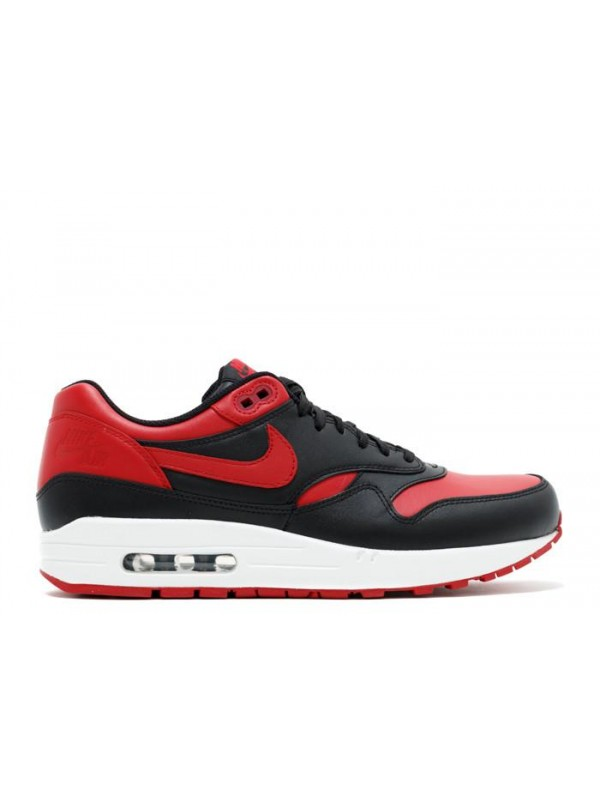 Air Max 1 Red White Black Shoes