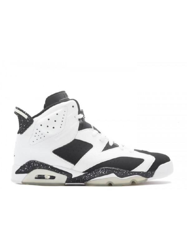 Cheap Air Jordan Shoes 6 Retro Oreo