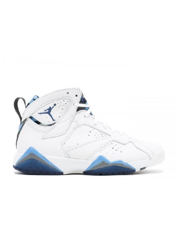 Cheap Air Jordan Shoes 7 Retro French Blue