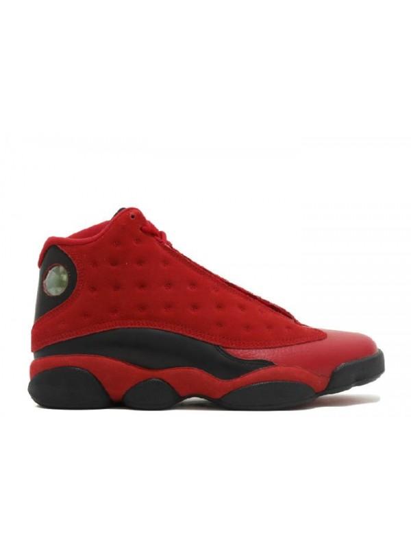 Cheap Air Jordan Shoes 13 Retro SNGL DY Single Day Gym Red Black