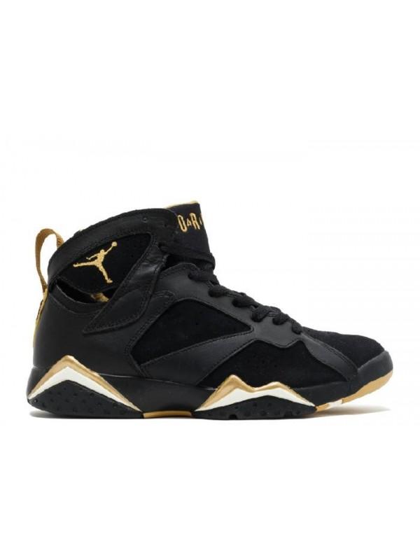 Cheap Air Jordan Shoes 7 Retro Golden Moments Package
