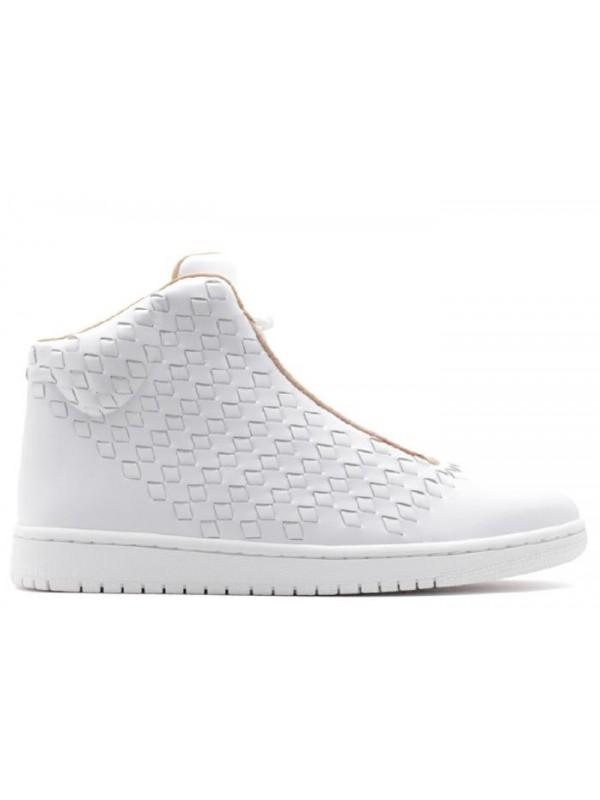 Cheap Air Jordan Shoes Shine White Vachetta Tan