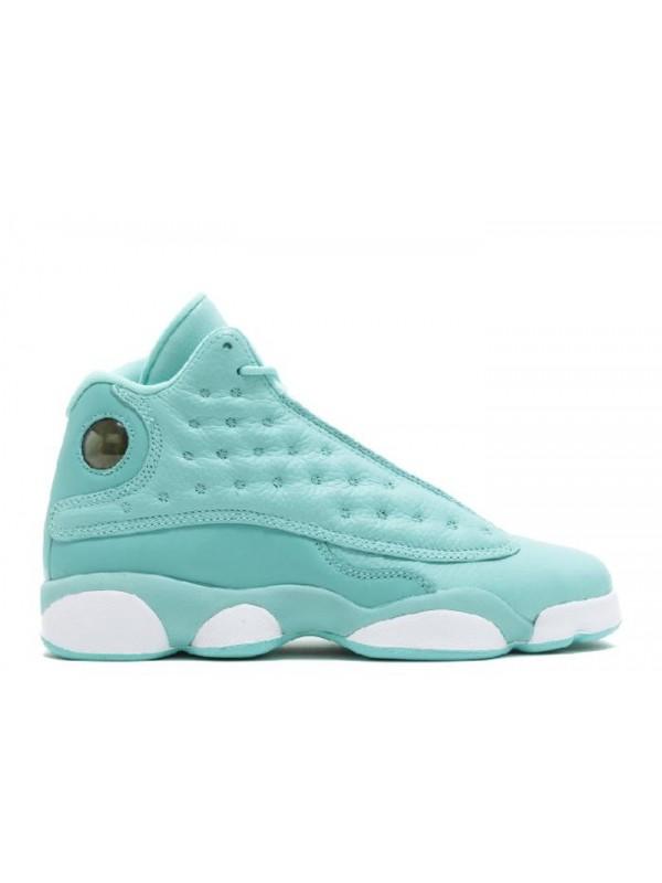 Cheap Air Jordan Shoes 13 Retro SNGL DY GG (GS) Single Day White