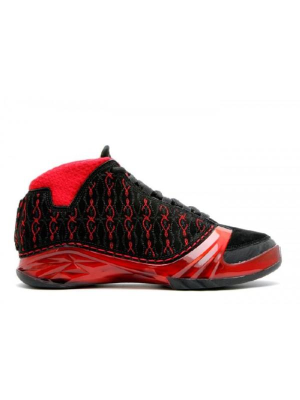 Cheap Air Jordan Shoes 23 Premier Black Varsity Red