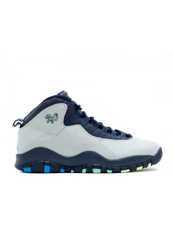 """Cheap Air Jordan Shoes 10 Retro """"RIO"""""""