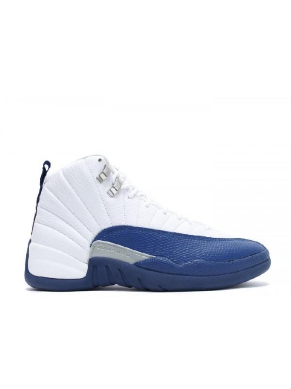 Cheap Air Jordan Shoes 12 Retro French Blue (2016)