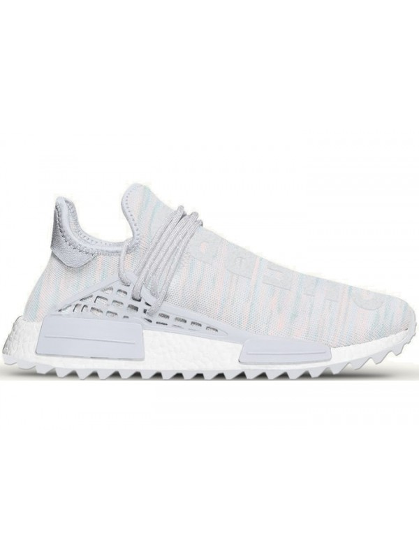 Cheap NMD Human Race Parallel Grey Blue White Online