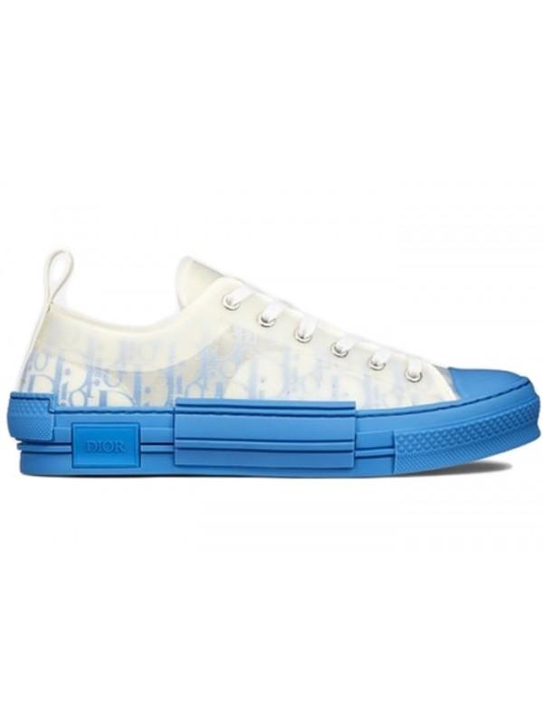 Cheap 1ior B23 Low Top Gradient Blue