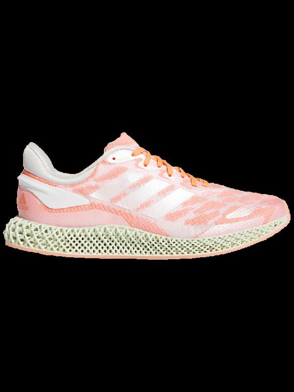 Cheap Adidas 4D Run Signal Coral