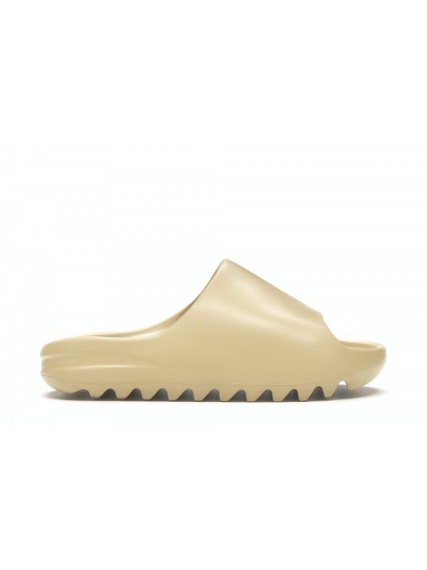 Cheap Adidas Fake Yeezy Slides Desert Sand(NO SHOES BOX)