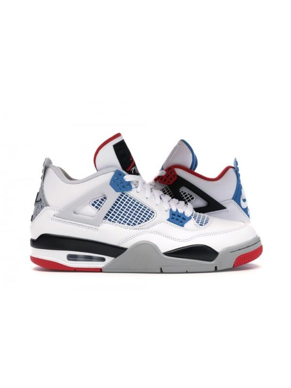 Cheap Air Jordan Shoes 4 Retro What The