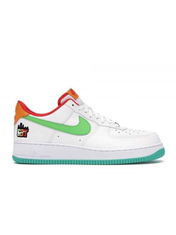 Cheap Nike Air Force 1 Low Shibuya White