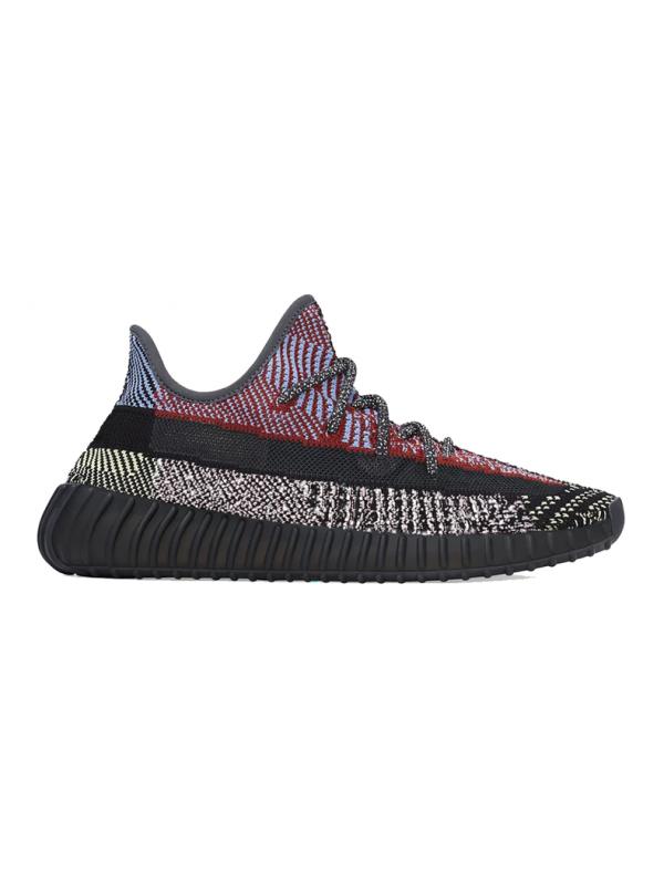 Cheap adidas Fake Yeezy Boost 350 V2 Yecheil (Reflective)